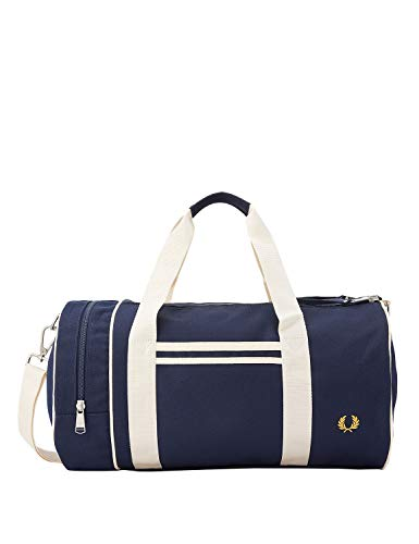 Fred Perry Twin Tipped Barrel Bag Men