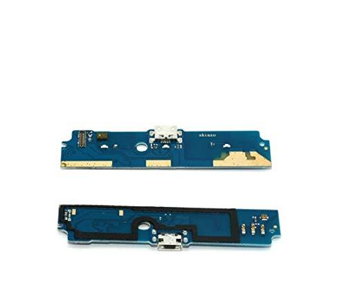 Shockware USB Charging Board Flex Cable Ribbon Connector Compatible for Xiaomi Mi Redmi Note 4G Single Sim