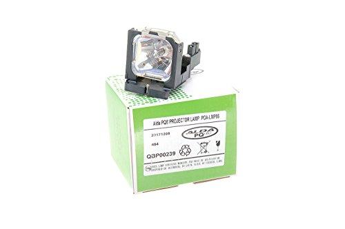Qualit/é Remplacement Lampe du projecteur avec Le logement Compatible avec SANYO PDG-DET100L HFY marbull POA-LMP130 A PDG-DHT100L projecteur
