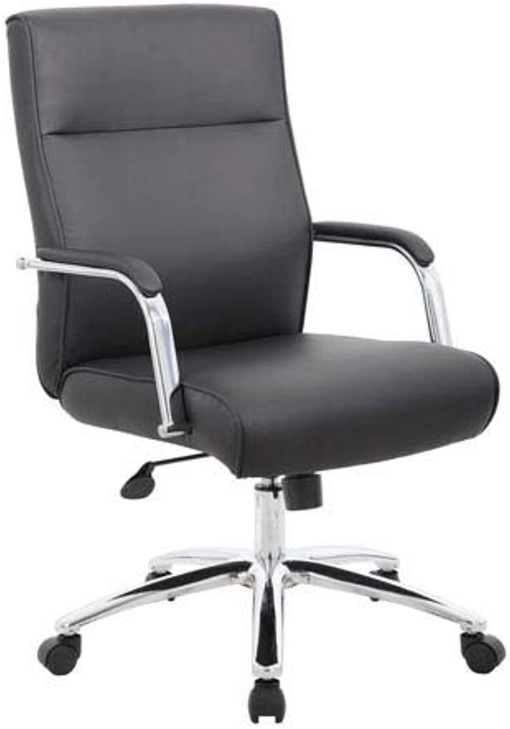 Boss Office Products (BOSXK) B696C-BK Modern Executive Conference Chair