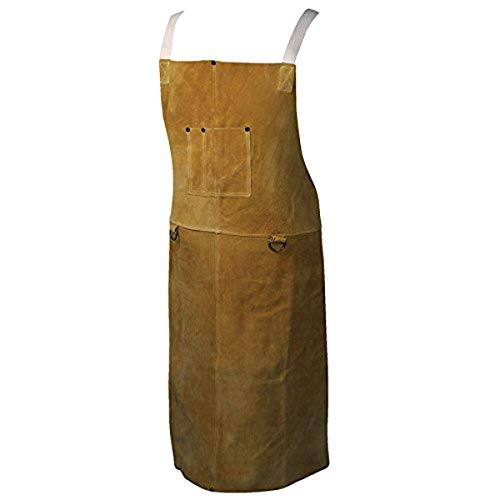 Caiman 3136 Apron with Bib Pockets