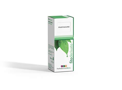 Fitofarmaceutica Soluzione Idroalcolica Fresca Piantaggine - Flacone da 100 ml