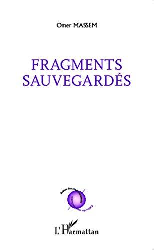 Fragments sauvegardés