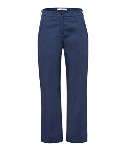 BRAX Damen Style Maine S Light Techno Cotton Hose, Indigo, 44K