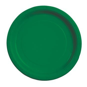 Party Color Paper Plates Green 9 40 Count by Party!