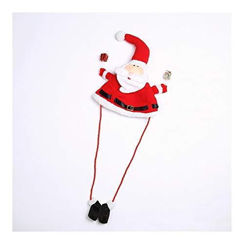 ZXC Home kerstmuts voor de creatieve kerstman, pop, kerstmuts