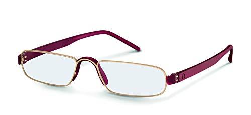 Rodenstock Unisex Lesebrille ProRead R2180, Lesehilfe bei Weitsichtigkeit, Brille mit leichtem Edelstahlgestell (+1 / +1,5 / +2 / +2,5)