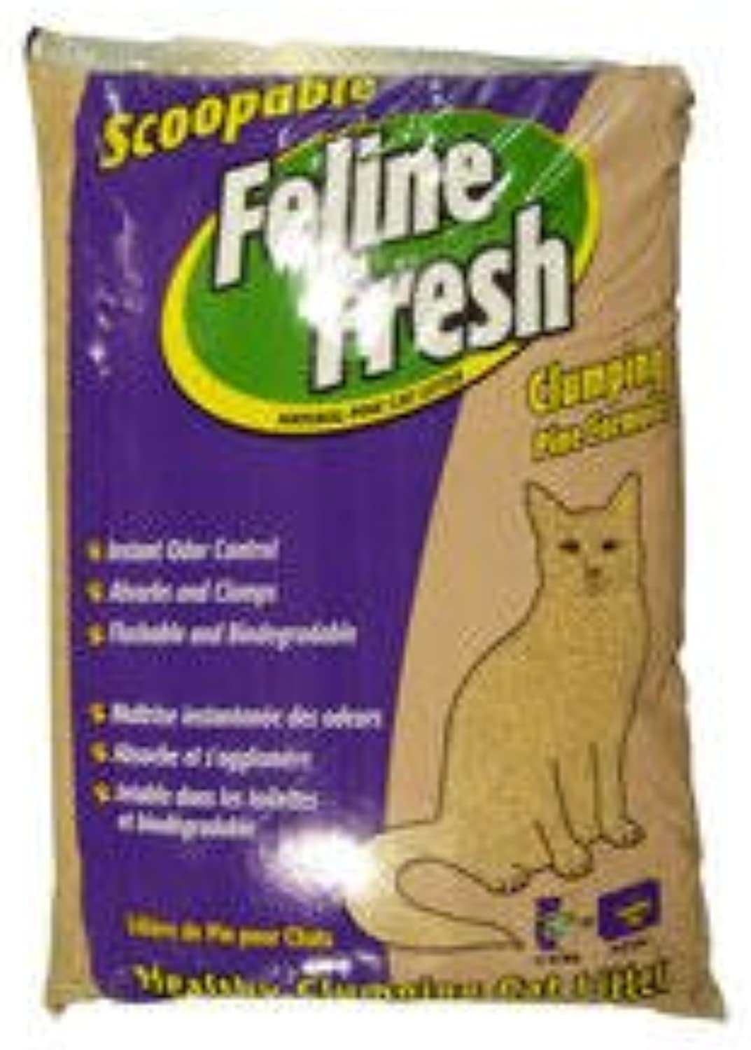 FELINE FRESH SCP PINE LTR 17  by Planet Wise