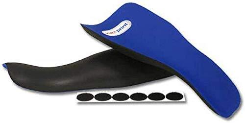 Masterfit Schienbeinschoner für Ski- und Snowboard-Schienbeinschoner, Stiefel-Polsterung für Schienbeinbang (Größe L und klein), Größe S
