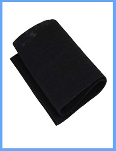 Universal Cut to Fit Carbon Pad Pre Filter Roll for Air Purifiers Furnace Filters and Air Conditioner Filters