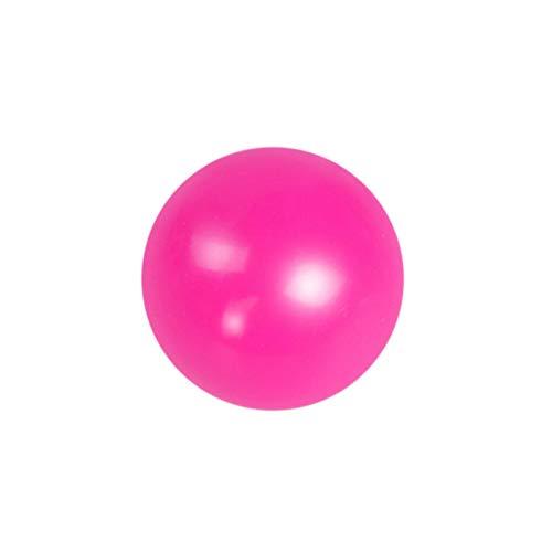 YEES Bolas adhesivas resistentes a los desgarros, luminosas, antiestrés, juguete para apretar para aliviar la tensión y jugar con inquietud