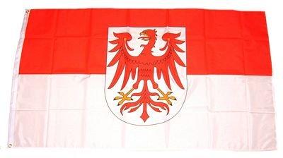 Fahne Flagge Brandenburg NEU 60 x 90 cm Fahnen Flaggen