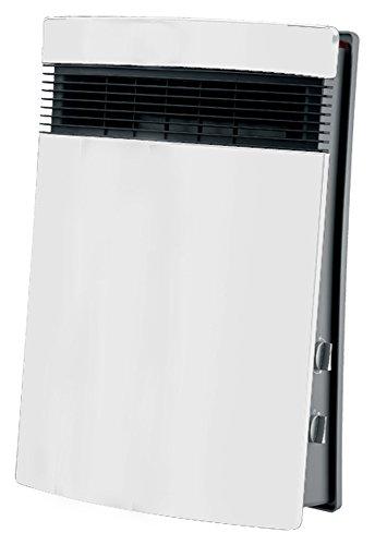 Radialight Termoventilatore Portatile Elettrico Litho 1000W/1800W Eco Riscaldatore 3 Funzioni Selezionabili Basso Consumo Stufetta Risparmio Energetico Protezione Umidità IP24