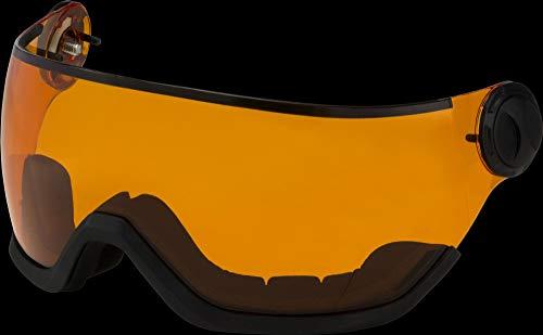 TECNOPRO Ersatzvisier für Titan, Orange, One Size