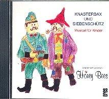 Knasterbax und Siebenschütz : CD