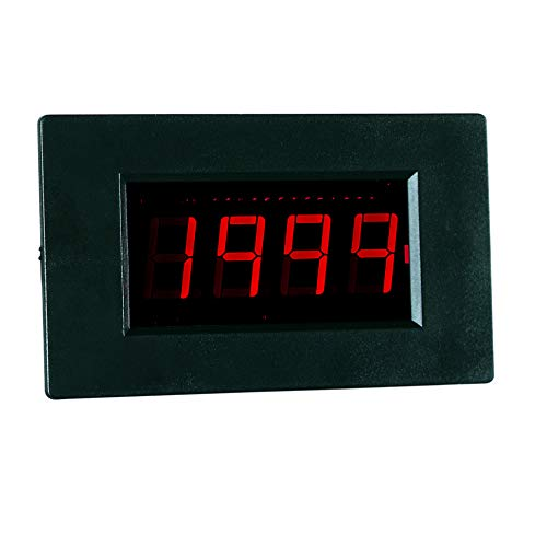 PeakTech Digital Einbau Voltmeter / Amperemeter 2000 Counts, 1 Stück, LDP-235