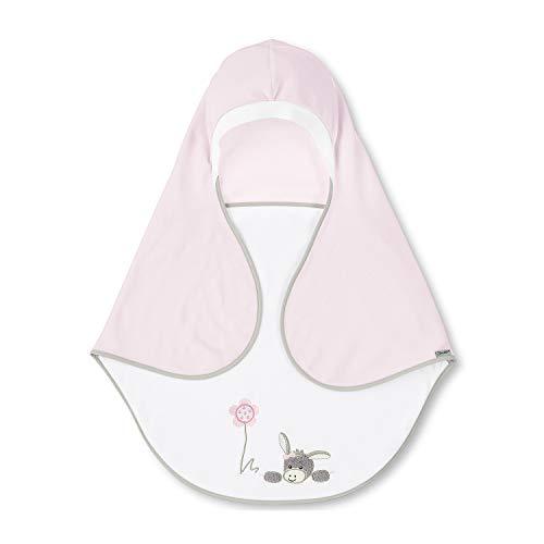 Sterntaler Nid d'ange Emmi Girl, Âge: Pour les bébés dès la naissance, 75 x 90 cm, Blanc/Rose