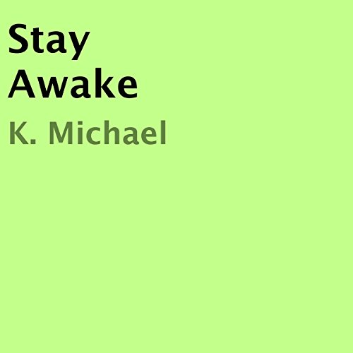 Stay Awake audiobook cover art