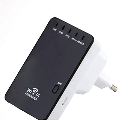 Moliies 300M Enrutador WiFi Signal Booster Repeater Ap Repetidor inalámbrico Señal de Moda Profesional Rango Fuerte
