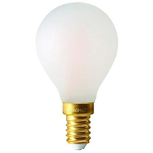 Girard Sudron 28671-LED Ampoule LED à filament G45 45 45 mm Blanc Chaud 580 lm 5 W Givré