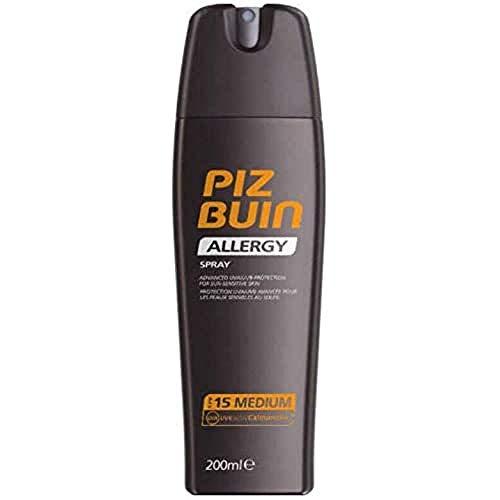 Piz Buin Allergy Spray SPF 15, 200ml