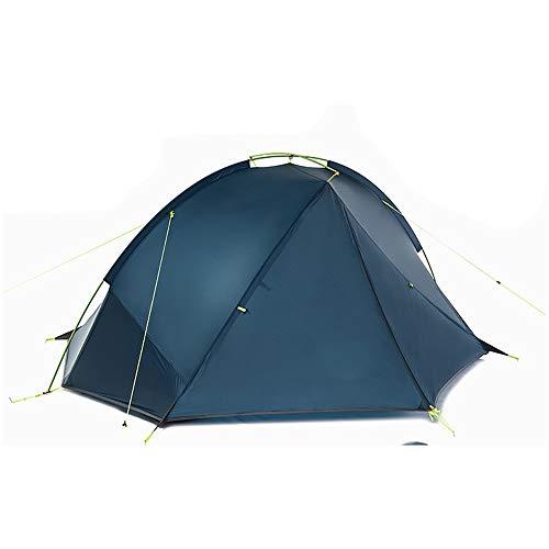 JooGoo Outdoor 2-3 Person Dome Tent Ultra Light Camping Automatische Dubbele Winddichte Regendichte Verdikking Vier Seizoen Tent