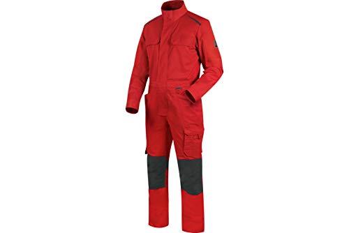WÜRTH MODYF Overall: Der Bequeme und Moderne Overall für alle Handwerker ist in rot anthrazit & 6XL erhältlich. Der Moderne Blaumann für drinnen und draußen!