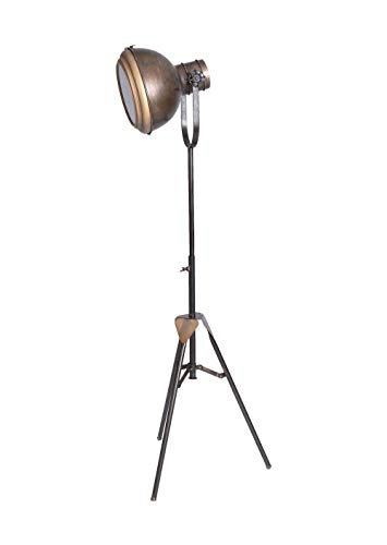 Stehlampe Stativ Fotolampe Retro Standleuchte Industrielampe Loft gmf001 Palazzo Exklusiv