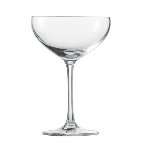 Schott Zwiesel 111219 Lot de 6 coupelles à champagne 281 ml