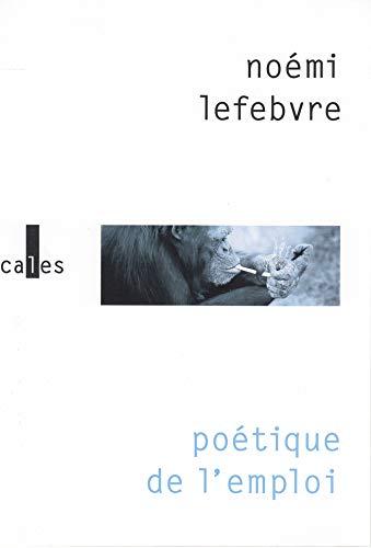 Poétique de l'emploi PDF Books
