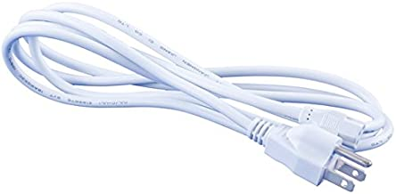 OMNIHIL (8FT) AC Power Cord Compatible with D-Link - dgs-1210-52 - Web Smart 48 Port gig Switch - White