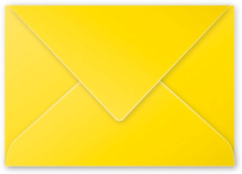 Pollen 3 Stück pqts von 20 Umschlag Umschlag Umschlag 120 g 162 x 229 gelb Soleil B00UTXTFCW | Lebhaft und liebenswert  17f708
