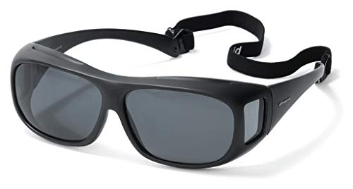 Polaroid Suncovers Sonnenbrillen 08535 KIH Y2 Black Grey Polarized