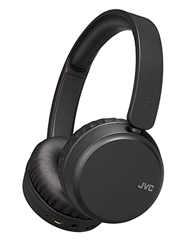 JVC Wireless Bluetooth Foldable Noise Cancelling On Ear Bass Boost...