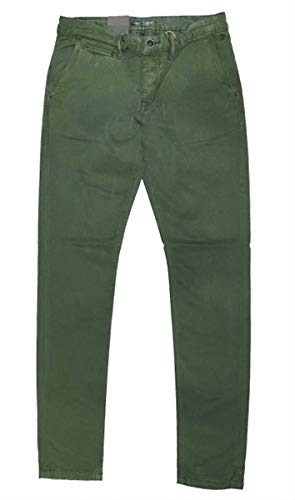 Cast iron cope Chino royal Smooth Pants