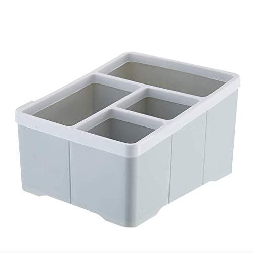 BOX Multifunktions-Desktop Storage Box Remote Control Rechteck Kosmetischen Aufbewahrungsbehälter-Stifthalter