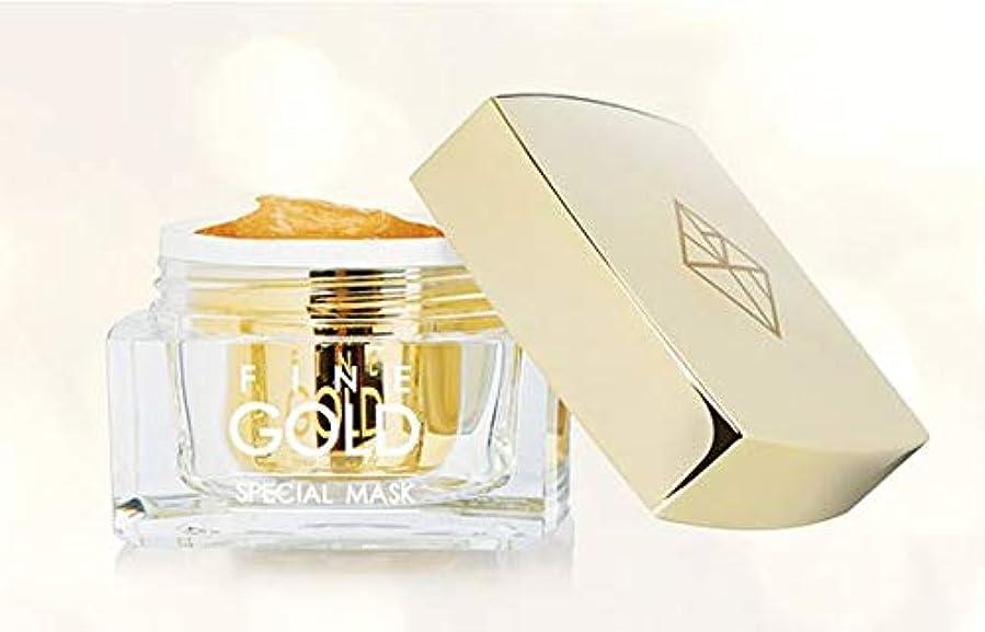 中世の熟読忍耐[FORBELI]Fine Gold Special Mask 34g /[フォーベリー]ファインゴールドスペシャルマスク34g [並行輸入品]