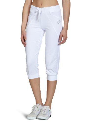 Lotto Pantalon de Sport pour Femme Mid Jill STC XL Blanc - Blanc