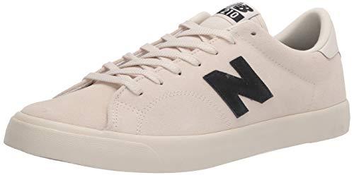 New Balance Men's All Coasts 210 V1 Sneaker, White/Black, 11 M US