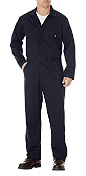 Dickies Men s Basic Cotton Coverall Dark Navy X-Large/Regular