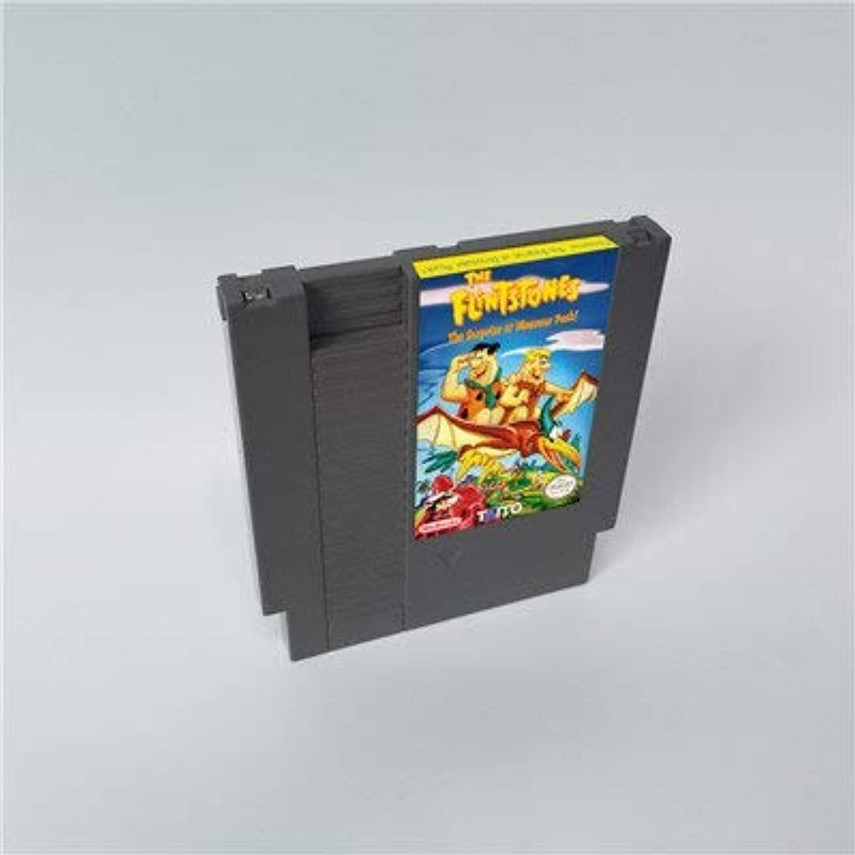 Value-Smart-ToysFlintstones The Surprise at Dinosaur Peak8 Bit Game Card for 72 pins Game Cartridge Console