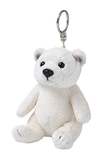 Mimex 15205002 WWF00271 - WWF Schlüsselring Eisbär 10 cm