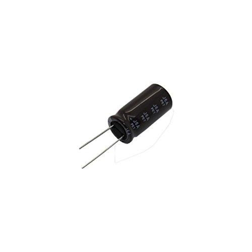 Schwarz 2Pcs Elektrolytkondensatoren 450V 10uF Higt Qualit/ät 10UF 450V Kondensator