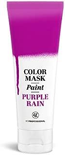 Color Mask Paint Semi-Permanent Magenta Hair Color Cream – Color Mask Paint (Purple Rain)