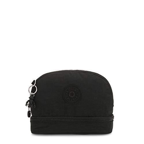 Kipling Bolsa feminina multiKeeper, Bolsa multiuso, Black Noir, One Size