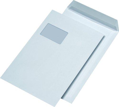 Elepa - rössler kuvert 30005318 Tyvek Taschen und Versandtaschen Selbstklebend C4 m.Fe HK 120g weiß