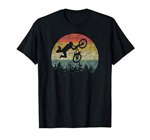 MTB mountain bike downhill bike freeride ciclismo Maglietta