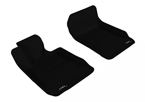 3D MAXpider All-Weather Floor Mats for BMW 3...