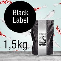 Konishi Sink Black Label 1,5kg Aluminiumtüte (1 x 1,5kg)