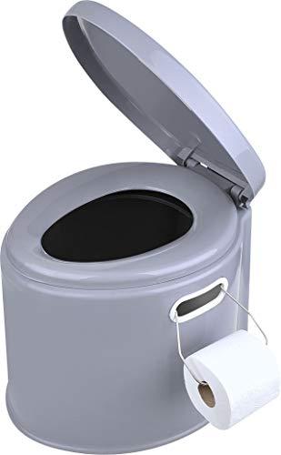 ProPlus Inodoro WC Portátil barato Gris 7 LSenderismo Excursión